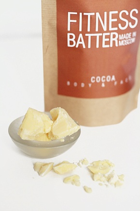 FITNESS BUTTER cocoa
